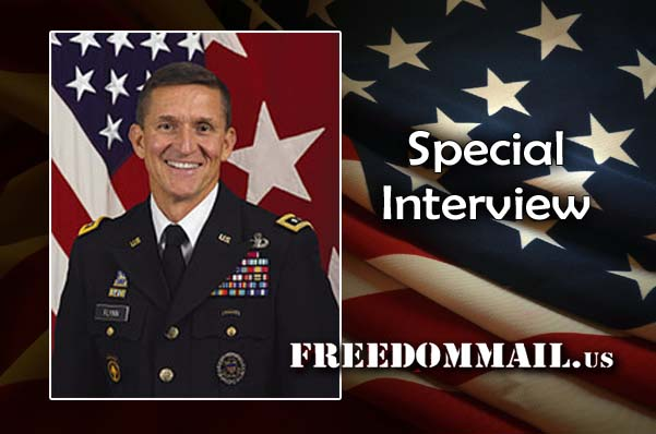 LTG Michael Flynn – Up Close and Personal