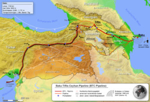 Turkish Pipeline